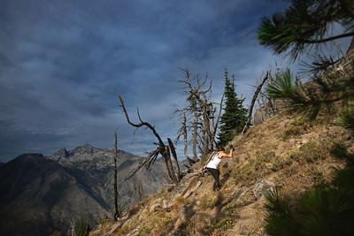 Icicle Ridge 8.31.19