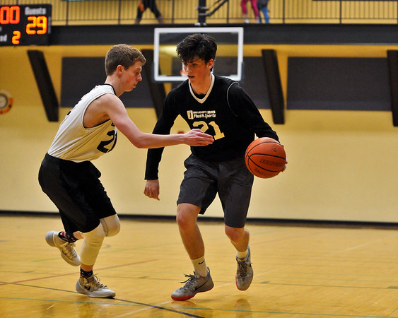 JCC Basketball 1/15/17 Jack