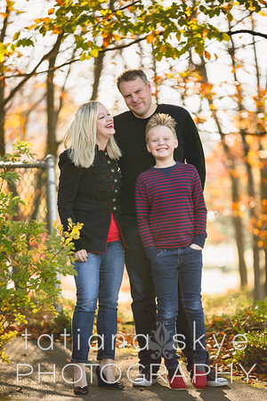 Laukaitis Family Fall 2017