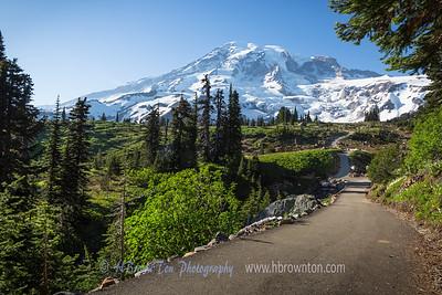 Climbing Mt. Rainier 2015