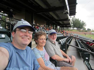 Winston-Salem Dash Baseball