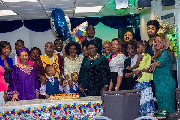 Rev Olumese's 79th Birthday