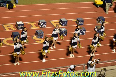Varsity Cheer vs. Chaparral