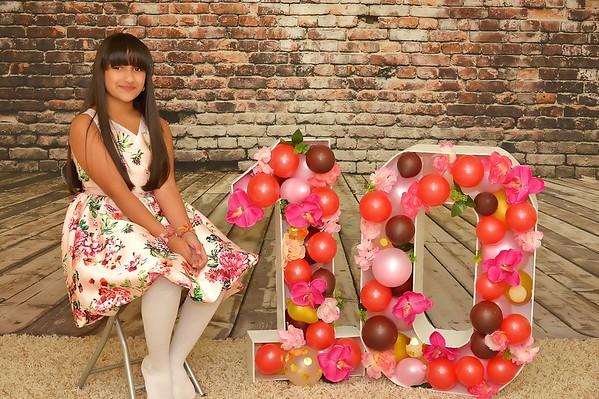 Esha's 10th Birthday Photo Shoot