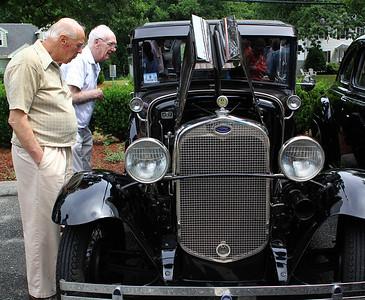 Lynnfield car show