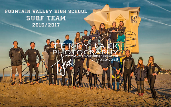 Fountain Valley Surf 2017