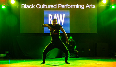 RAW New Orleans presents Arise