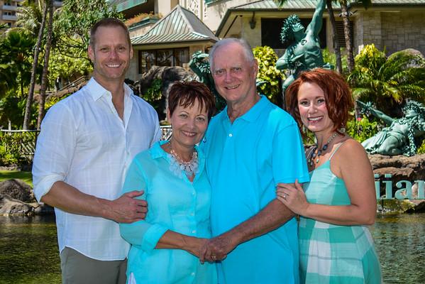 Robinson Family Portraits - 7-6-16
