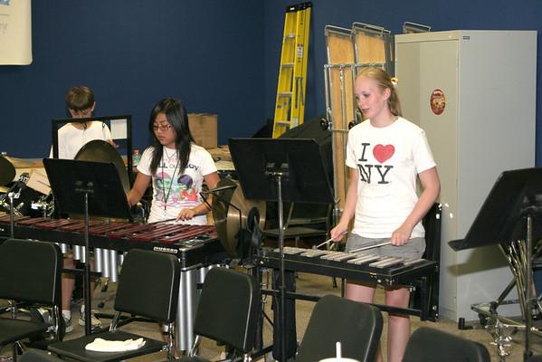 CSHS Band 2009/2010 Season
