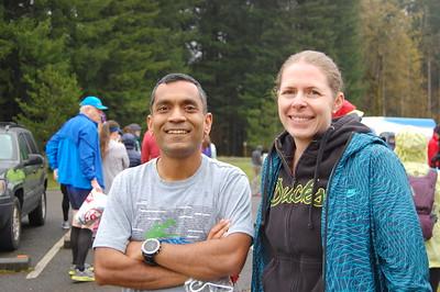 2018-04-15 Vernonia Half Marathon Start