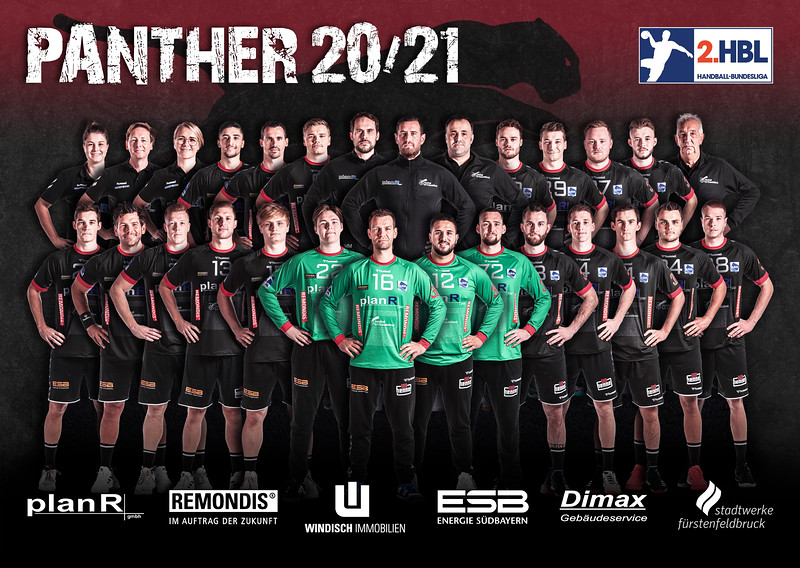 TuS Fürstenfeldbruck - 2020-21 - 2. Handball Bundesliga