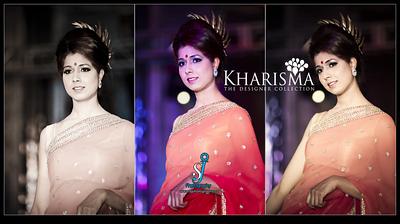 Kharishma Saree Fashion Show