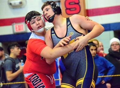 HS Sports - Division 1 Individual Wrestling Districts 20