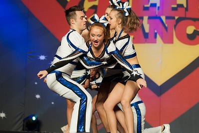 Cheerleading 2014-2015