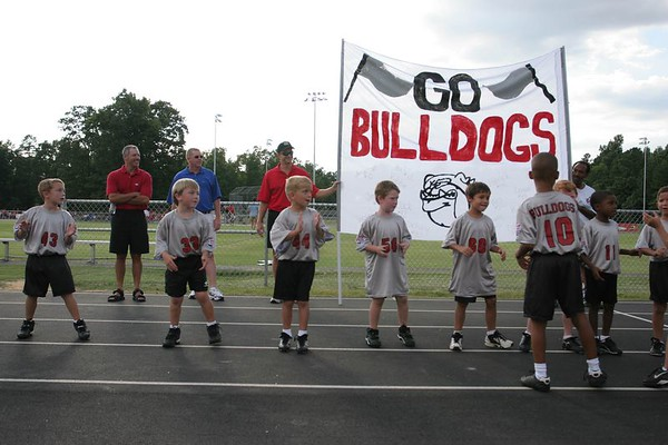 NRAA Bulldogs 2005 Pep Rally