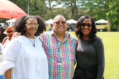 Washington Park Jamboree with Commissioner Hall 5/11/19
