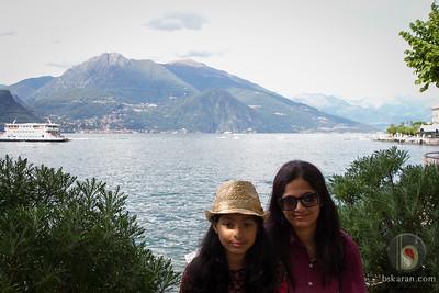 lake como - Italy - 2017