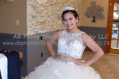 Aguila Family Quinceanera