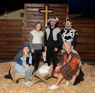 PLC Church Drive Thru Nativity, 2020