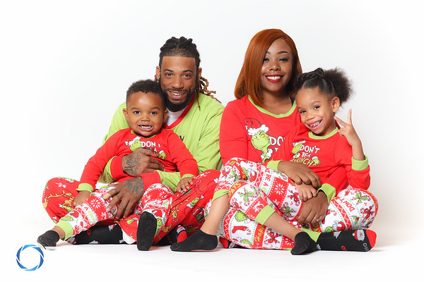 The Holidays and PJs