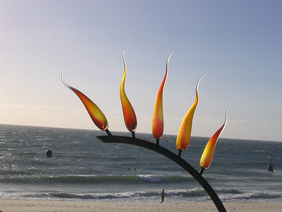 Sculpture by the Sea, Sydney & Cottesloe (Perth)