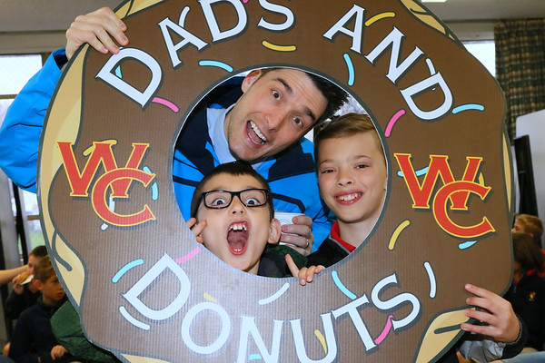 WCES - Dads, Sons and Donuts 2019