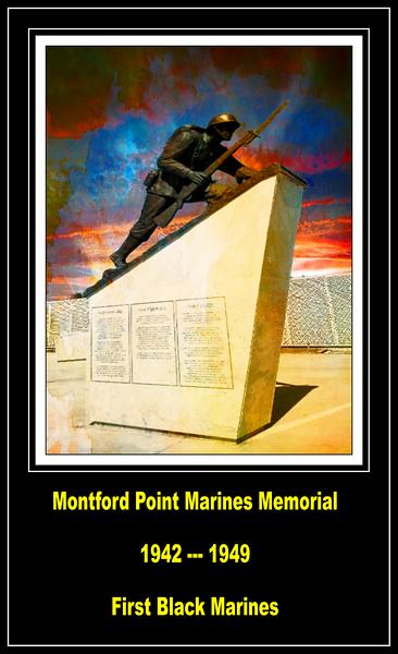 Montford Point Marines Memorial