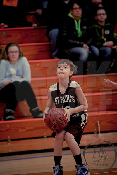 Badger B Boys Basketball