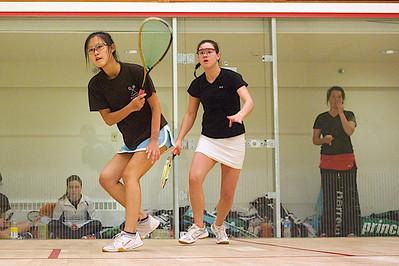 2010-01-24 Valerie Koo (Tufts) def. Sofia Garnett (St. Lawrence)