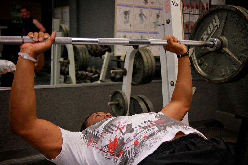 Faculty, Staff, and Students are all welcome to use Suttle Wellness Center's Weight Room to stay healthy and fit.