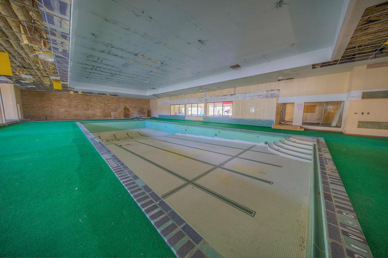 Waikiki Indoor Pool