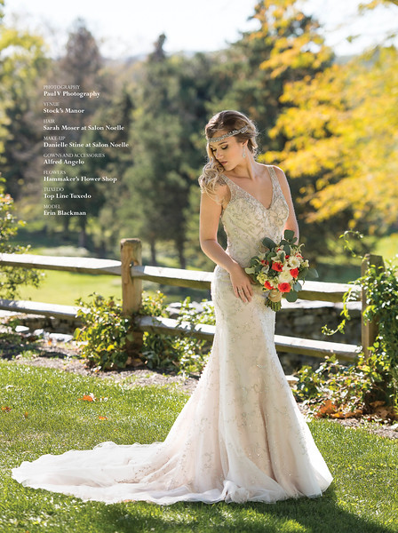 Premier Bride Fashion Preview at Stock's Manor