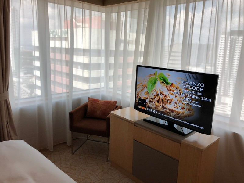 DoubleTree by Hilton Hotel Johor Bahru King One Bedroom Suite