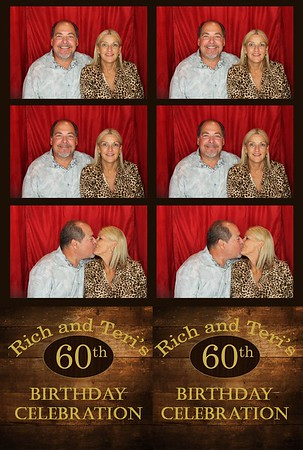 Rich and Teri 60th