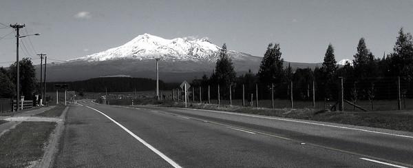 Tongariro Northern Circuit, December 27-30 2007