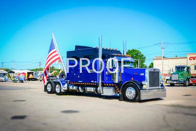 Mass Diesel Truck Show