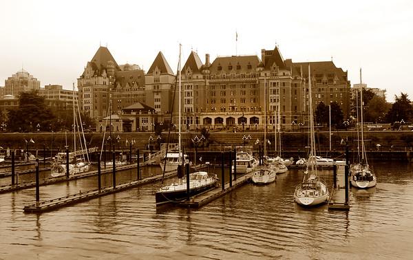 Fairmont  Empress, Victoria BC