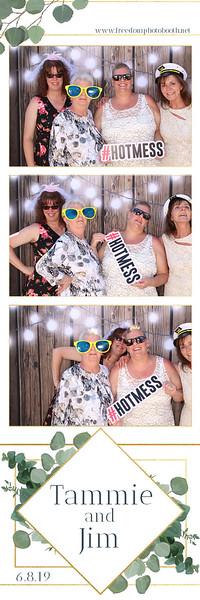 Tammie & Jim's Wedding 6.8.19