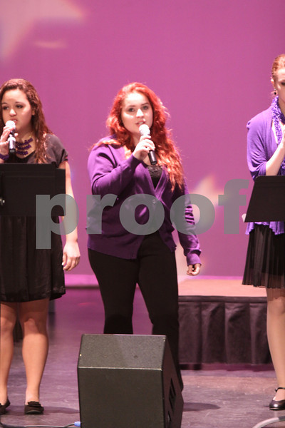 1ST ANNUAL VERTIVAL VOICES VOCAL JAZZ FESTIVAL AT RTHS