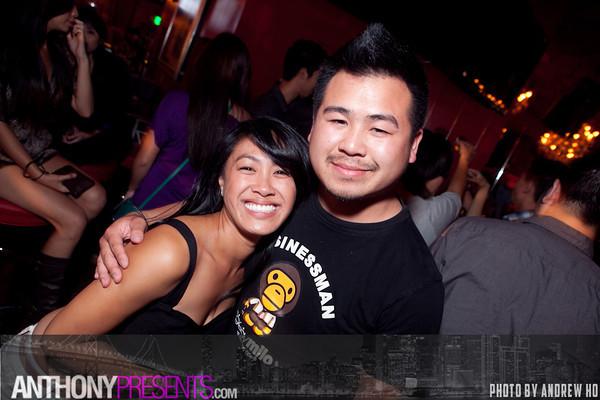 Rouge Saturdays @ Rouge 9/22/2012