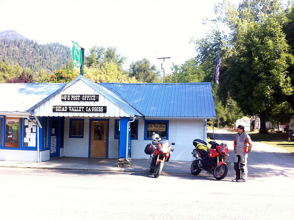 Seiad Valley Post Office