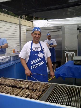 2012 South Bay Greek Festival