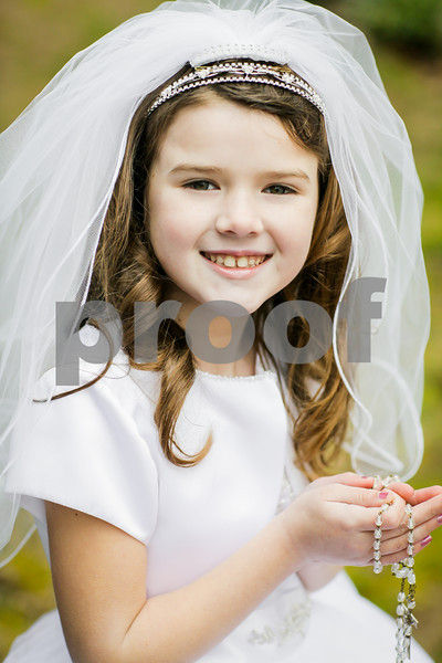 E Kennedy First Holy Communion Portraits