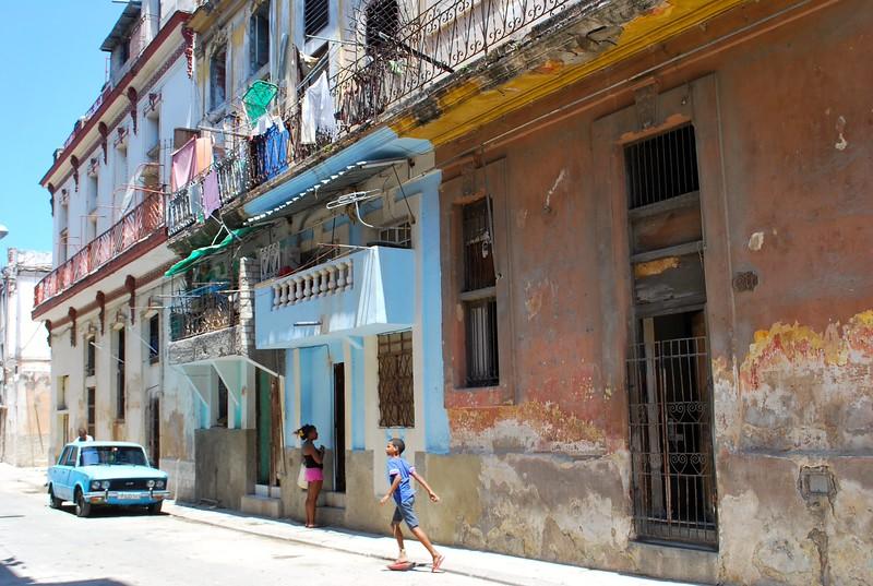Havana's fragile buildings