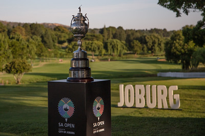 SA Open Hosted by City of Joburg