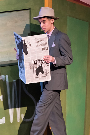 "Academy at the Lakes Presents ""Guys and Dolls"" - March 17, 2018"