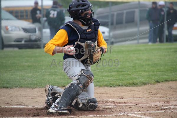 baseball sectional final v. river ridge/scales mound . 5.25.13