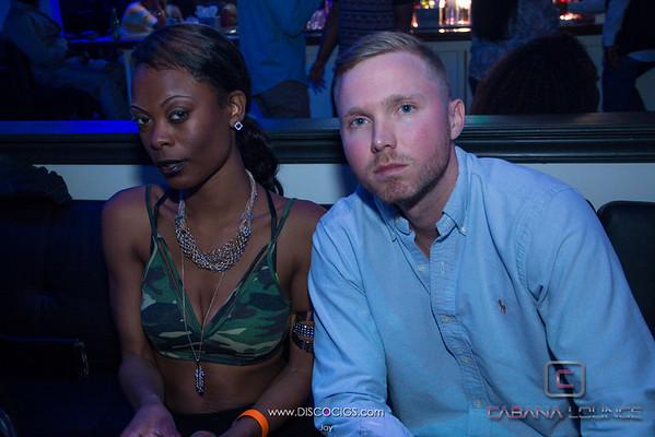 Cabana Lounge Saturdays | 5-14-16