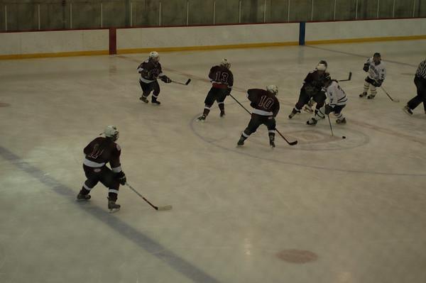 Loomis Varsity Ice Hockey vs. Nobles - NE Semifinals 3/3/07