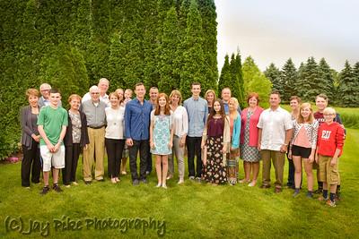 June 12, 2015 - Family Photos
